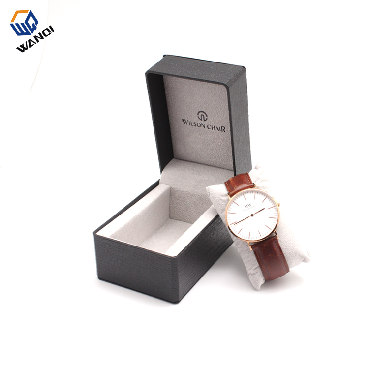 Cheap black artpaper smart watch gift box