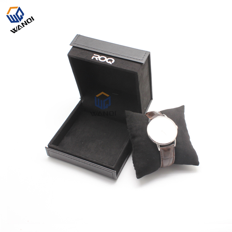 High quality Luxury fashion mini pu leather watch box